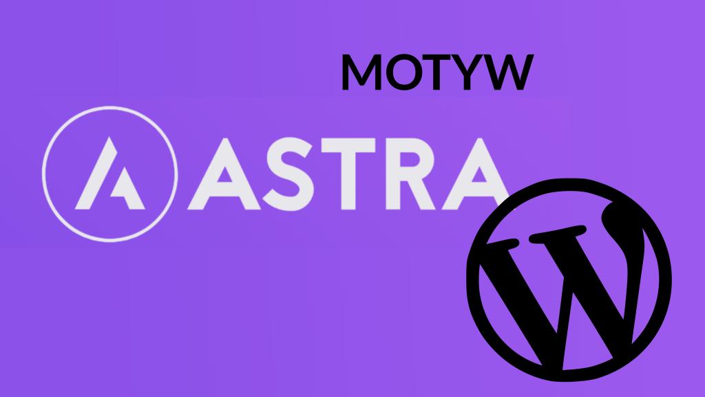 motyw astra wordpress