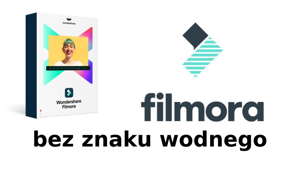 Jak usunąć znak wodny w programie FilmoraX