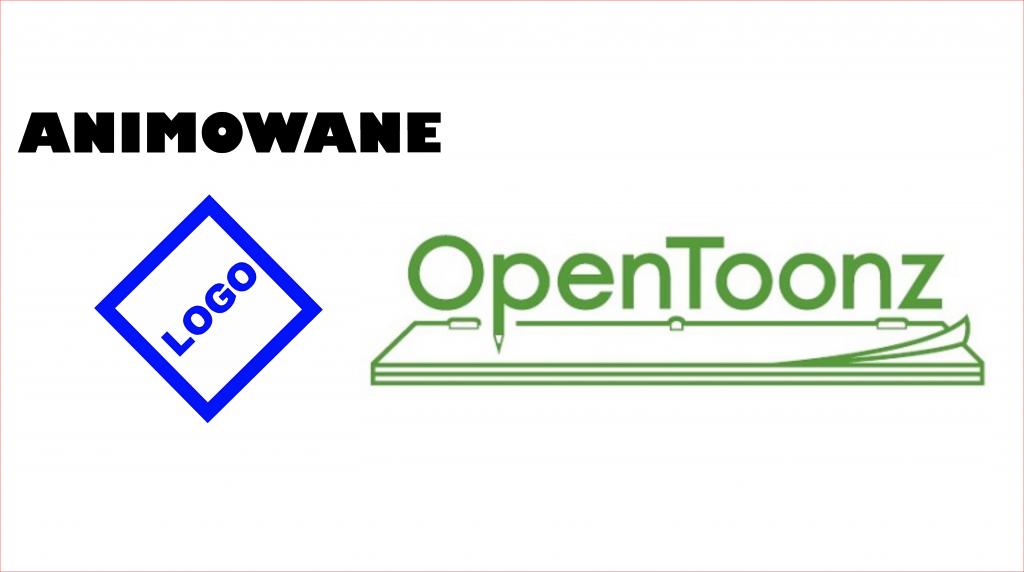 animowane logo w OpenToonz