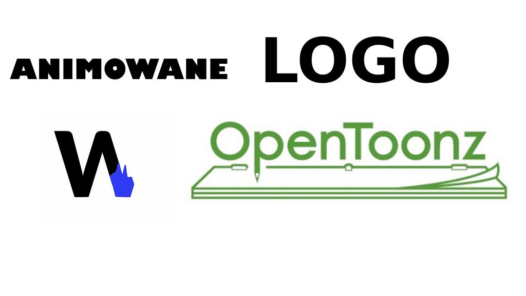 animowane w logo w OpenToonz