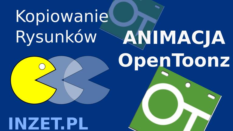 animacja opentoonz kopiowanie rysunkow